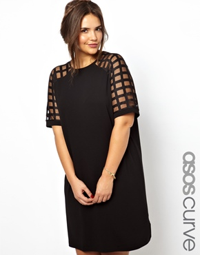 ASOS Cage Sleeve