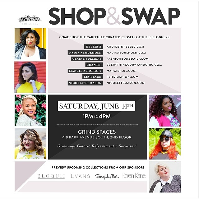 2014 Shop and Swap