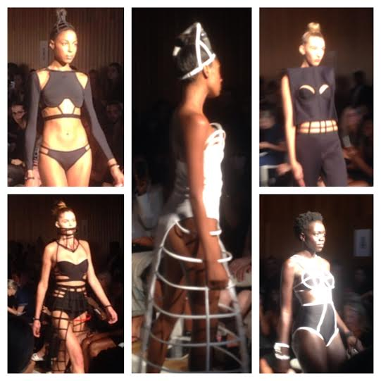 Chromat Collage