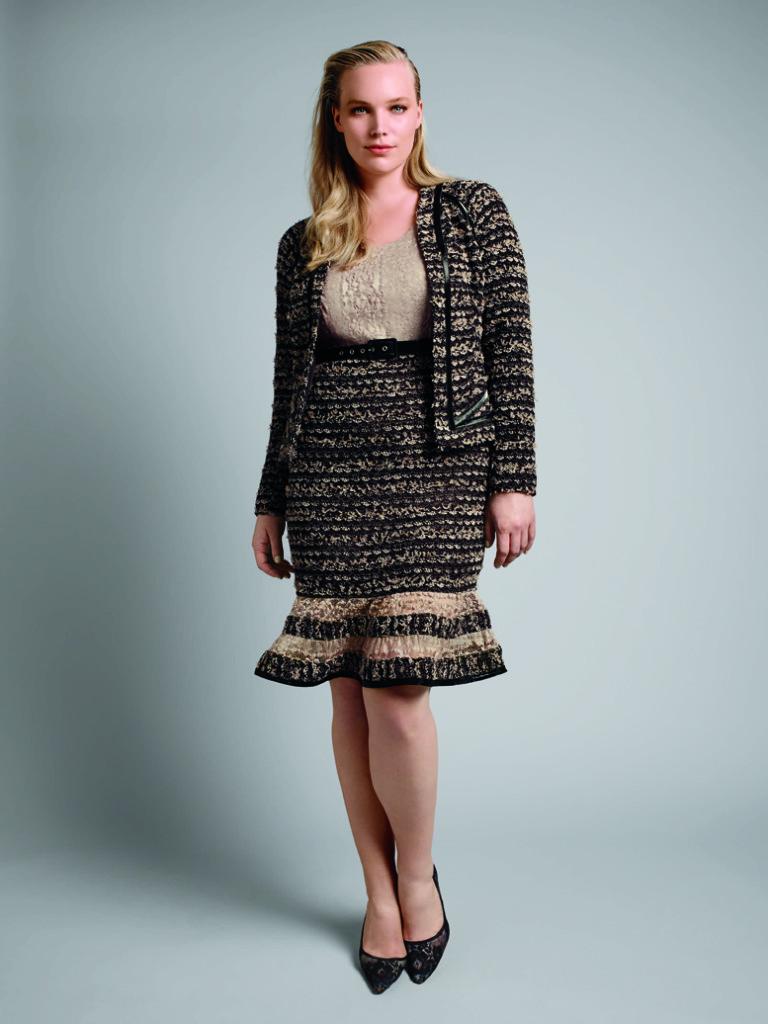 Boucle Dress and Jacket 1