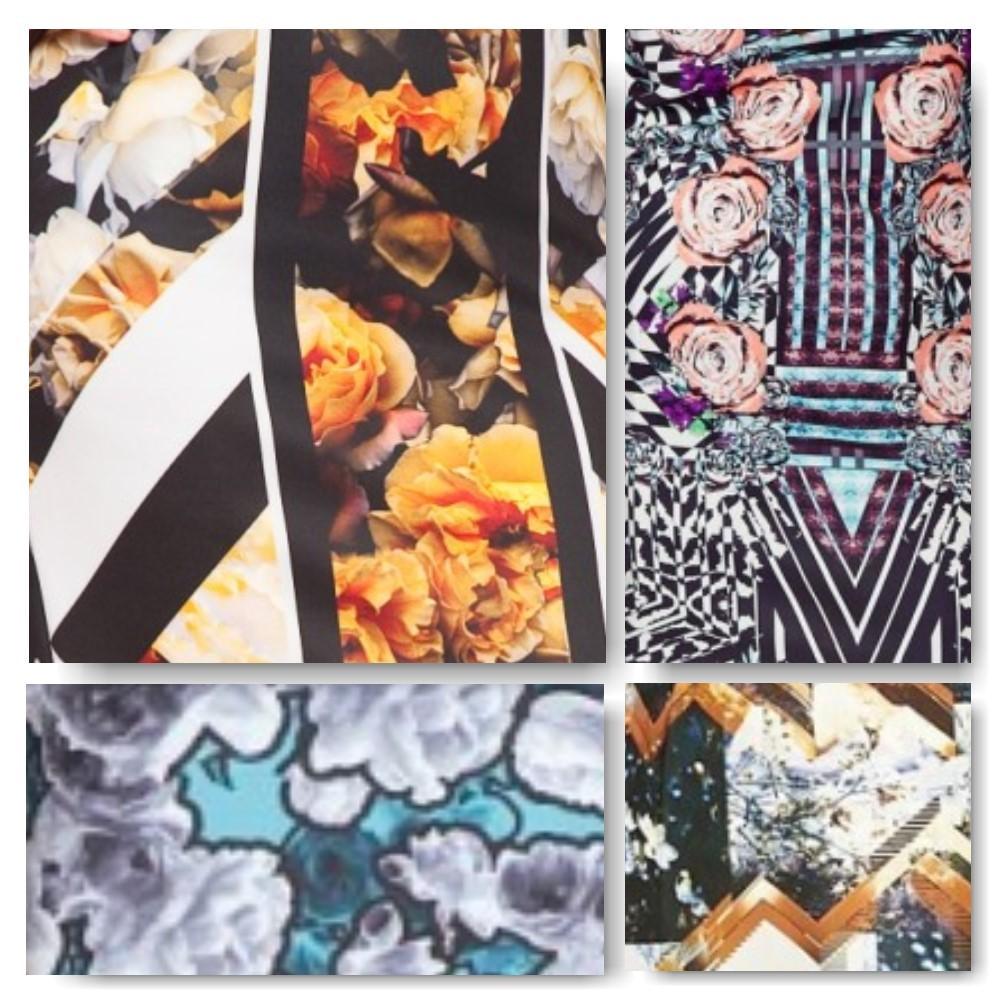 Wardrobe Want: Graphic Florals