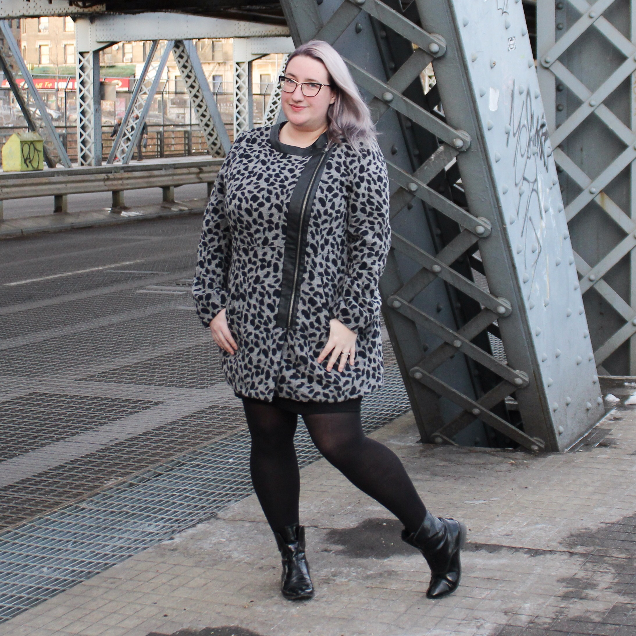 OOTD: Ditching the Black Coat