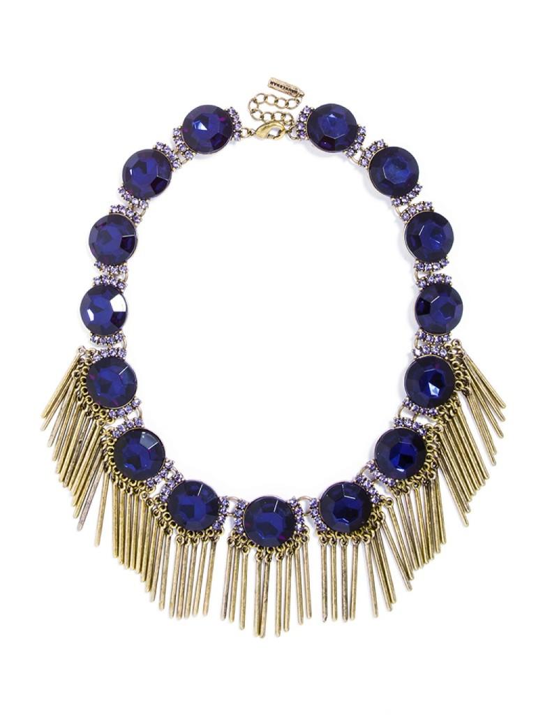 Pinup Fringe Necklace