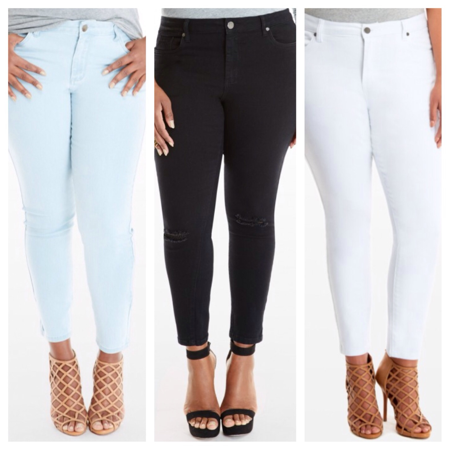 Wardrobe Want: Lydia Ankle Jeans from FTF