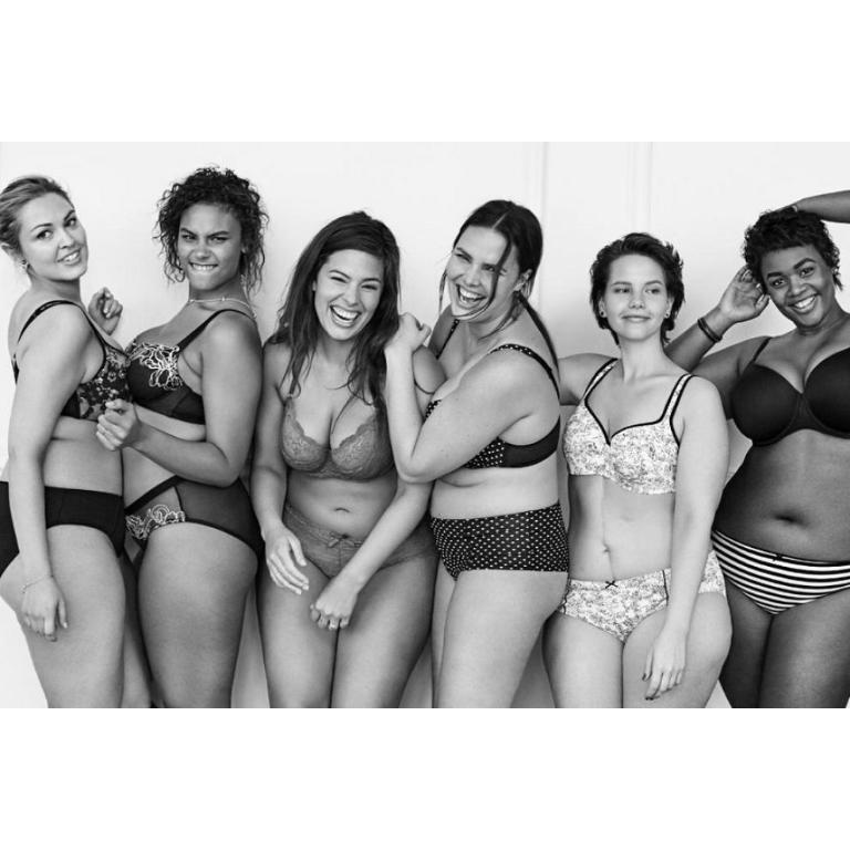 Body Positivity 101 and #ImNoAngel