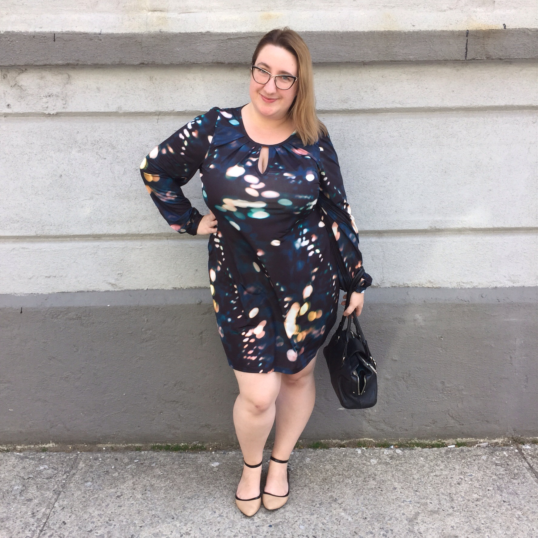 OOTD: Gwynnie Bee and my Dream Dress