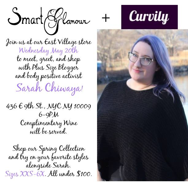 I'm Hosting a SmartGlamour Shopping Party and You're Invited!