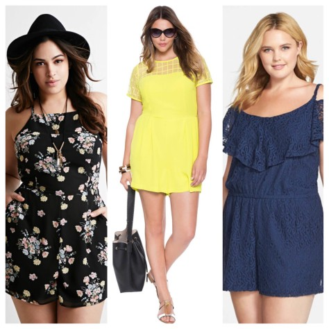 Summer Staple: Rompers