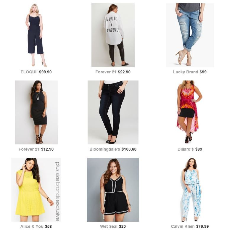Introducing the Curvily Store!