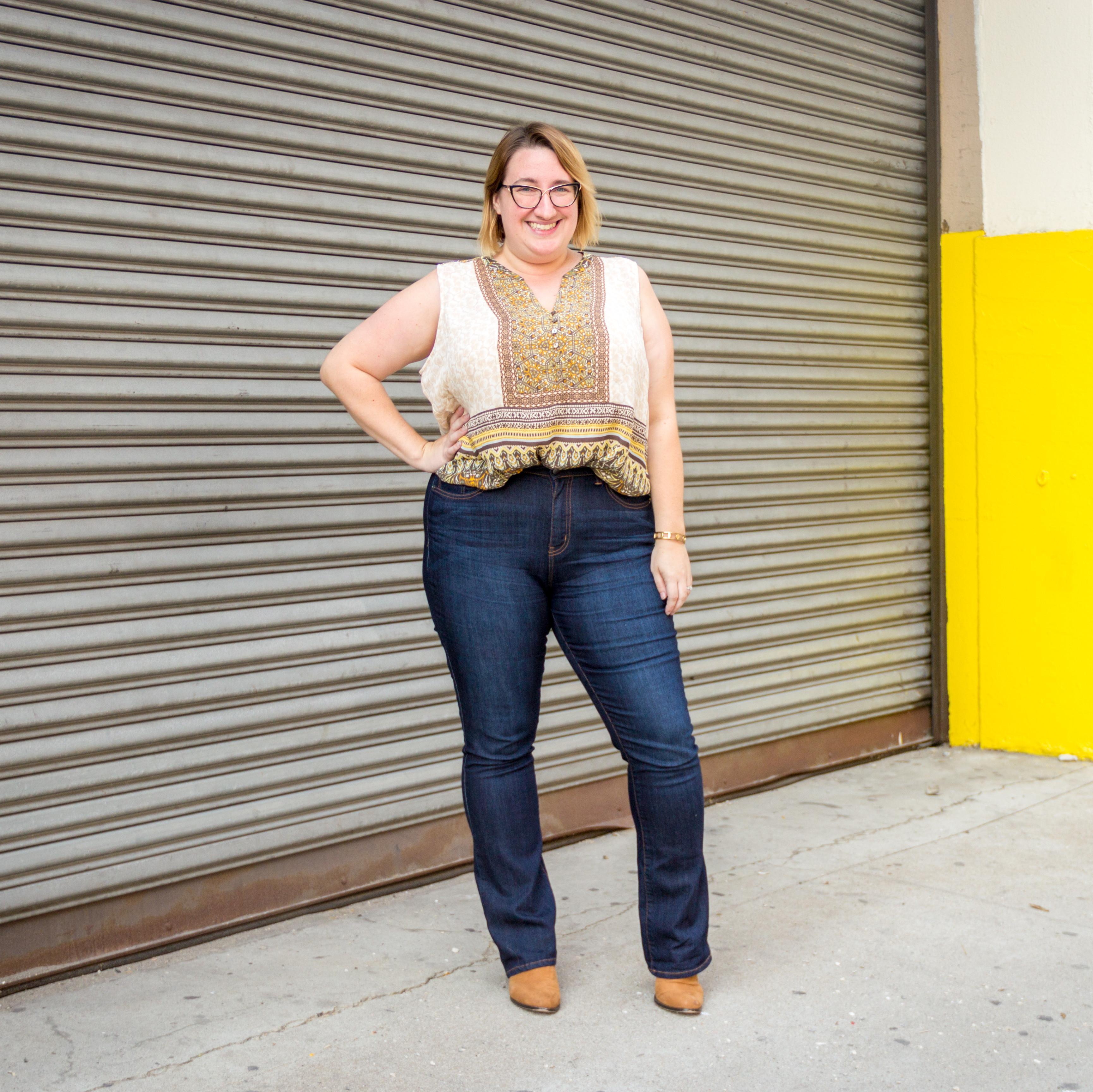 One Style, Three Ways: Printed Tunic