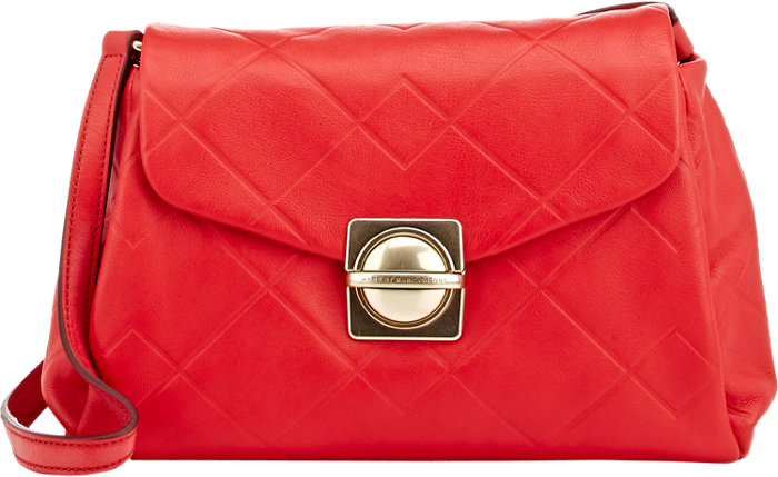 Marc by Marc Jacobs Red Messenger