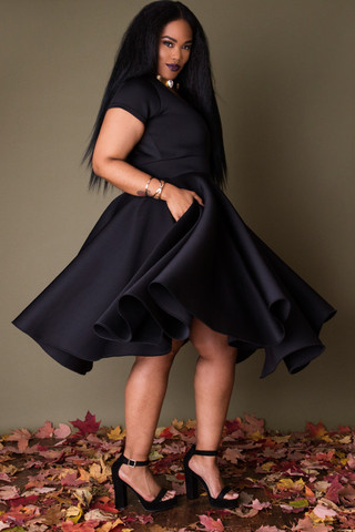 af40c6a69fb The Ultimate Plus Size Holiday Party Guide 2015  The LBD – Curvily