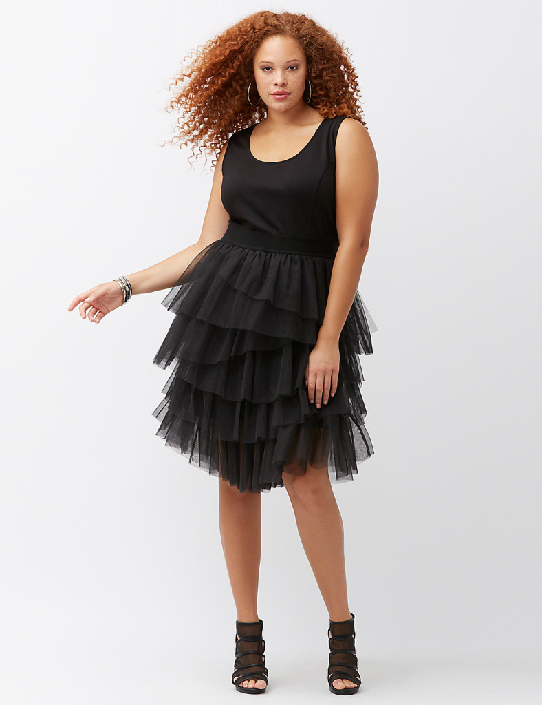 LB Tulle Party