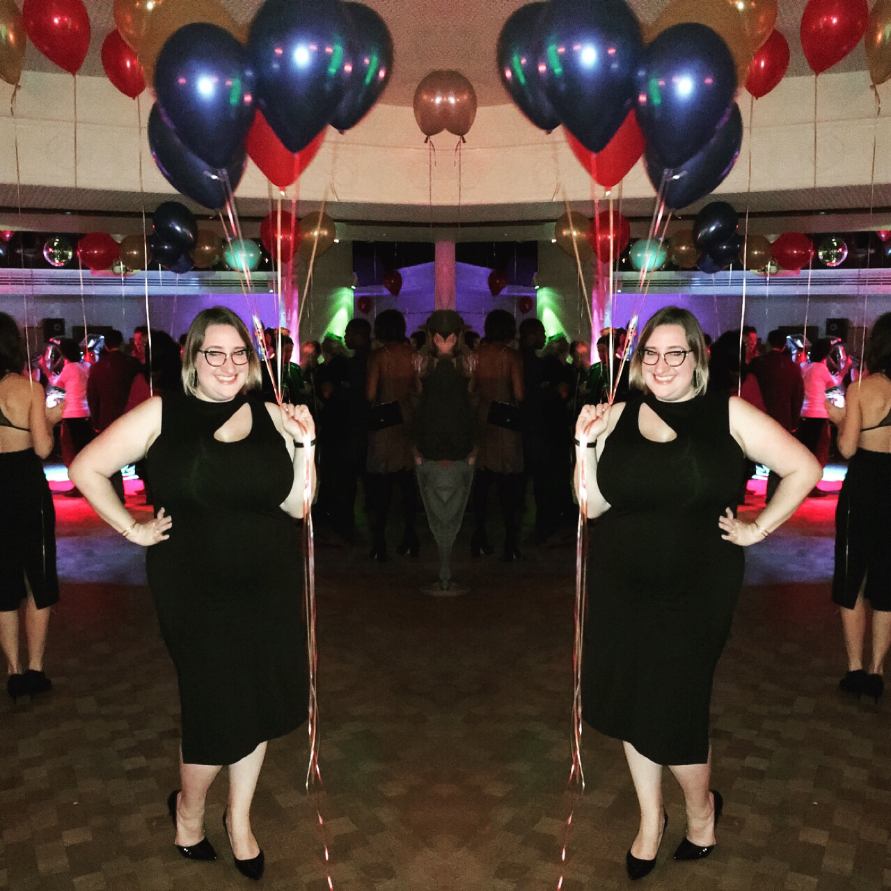 OOTD: New Year's Eve at the Ace Hotel