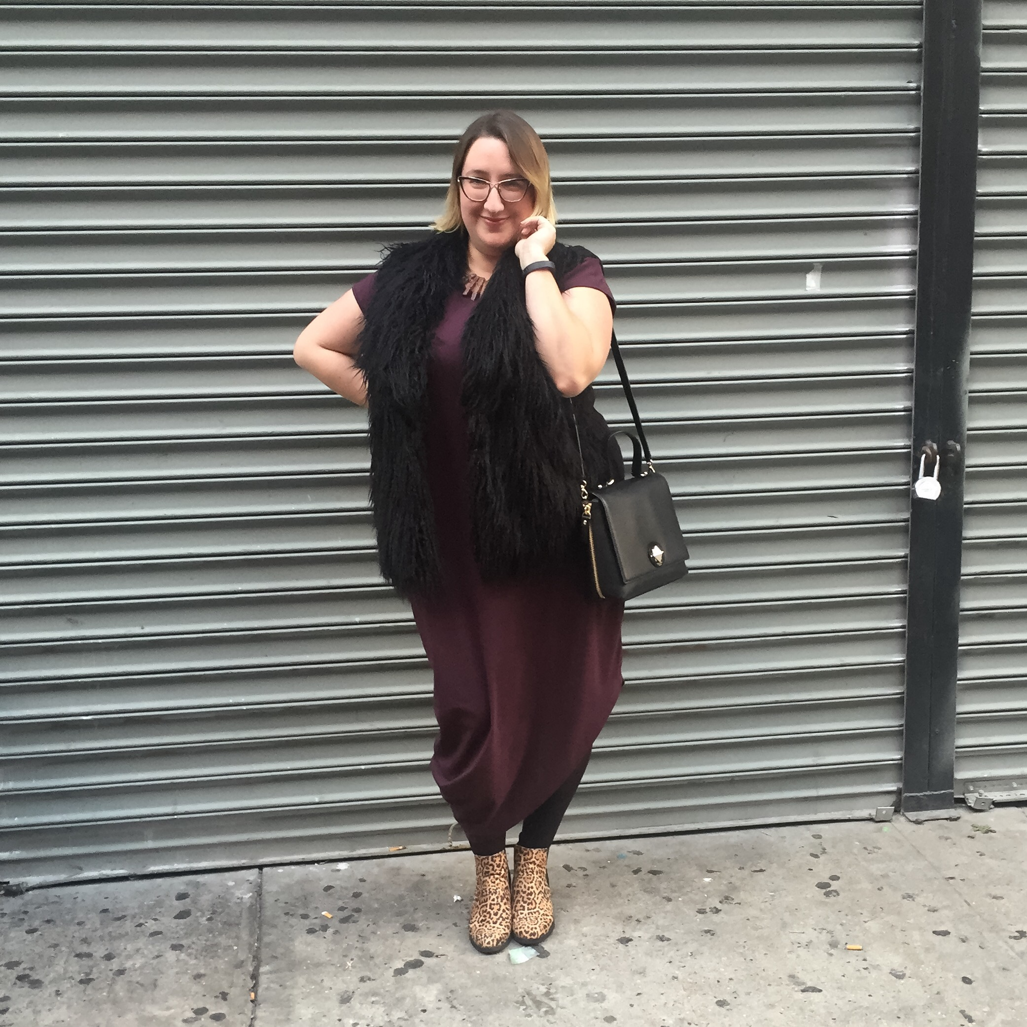 OOTD: Downtown Brunch
