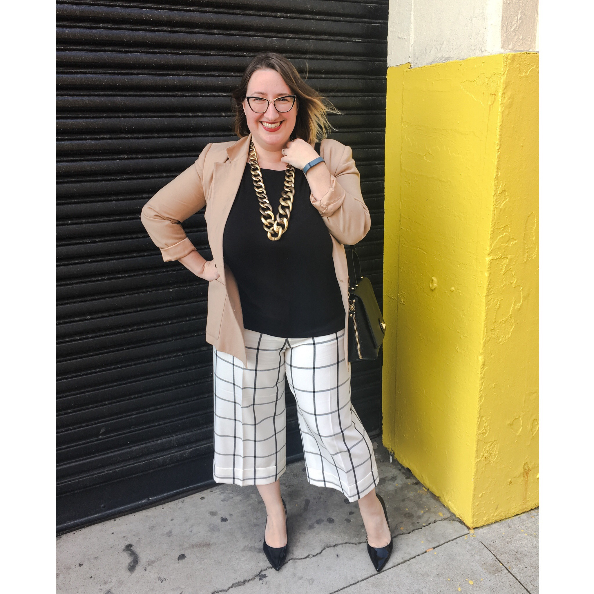OOTD: Spring Culottes