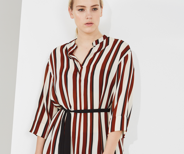 Trend Report: Bold Vertical Stripes