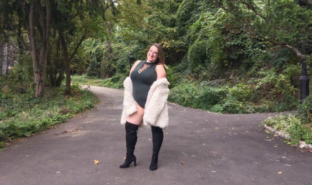 Lookbook: Over The Knee Boots