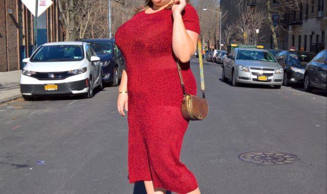 One Red Dress, Three Ways