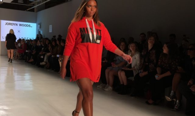 Plus at NYFW: Addition Elle's See-Now, Buy Now Runway