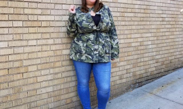 Trying the Trend: Camo
