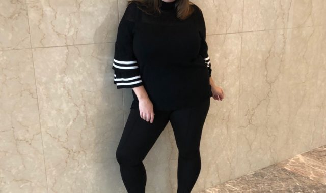 Trying the Trend: Stirrup Leggings