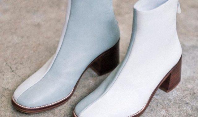 Street Style Alert: White Boots