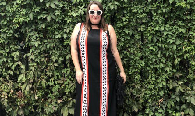 A Maxi Dress for Fall