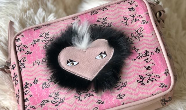 Wearing Your Heart On Your Bag