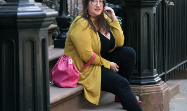 Spring Days with Curvy Contemporary