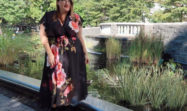Fall Florals with City Chic