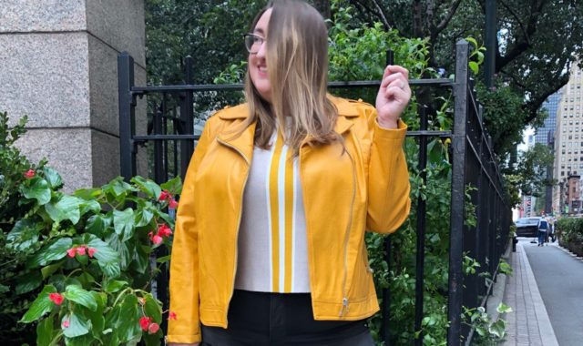 All the Best Moto Jackets in Plus