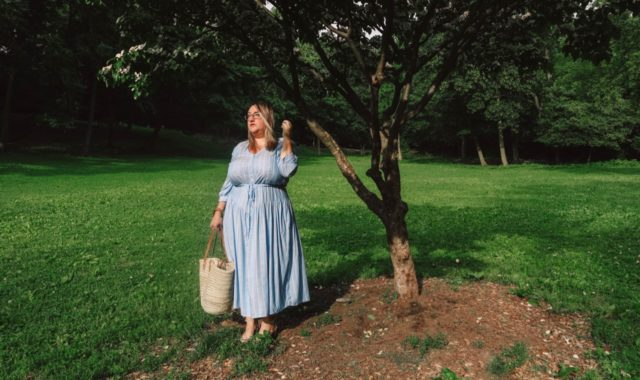 One Summer Dress Two Ways with Lane Bryant