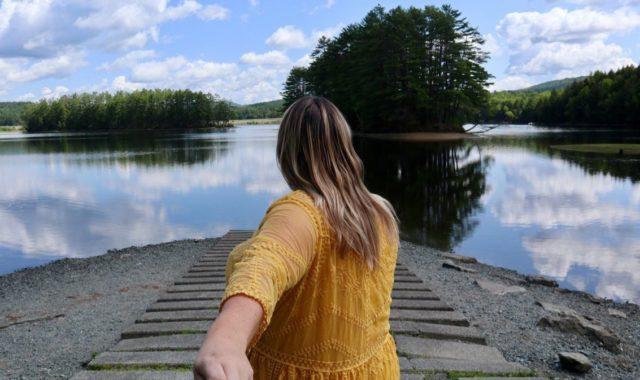 Vermont Sunshine in Lane Bryant