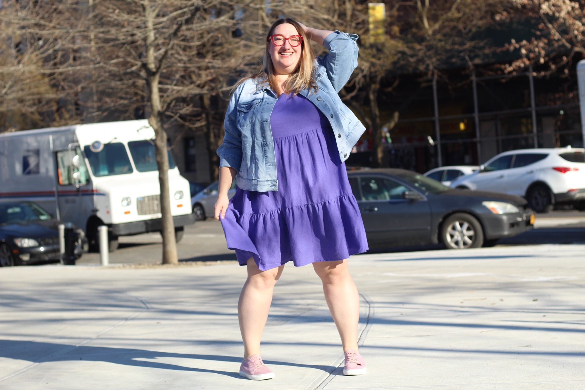 Spring Dress Refresh with Lane Bryant