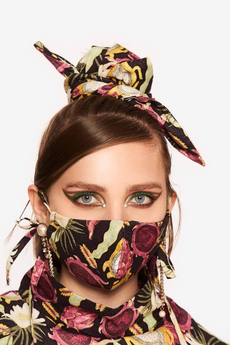 Mask set plus size size inclusive label Loud Bodies